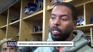 Lions reeling after loss to Vikings