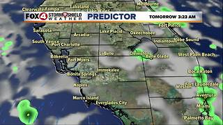 FORECAST: Hot & Humid with Scattered Storms - Video