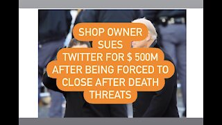 Twitter SUED For $ 500M !