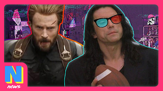 Avengers: Infinity War Release Date MOVED, 'The Room' Re-Shooting in 3D? | NerdWire News - Video