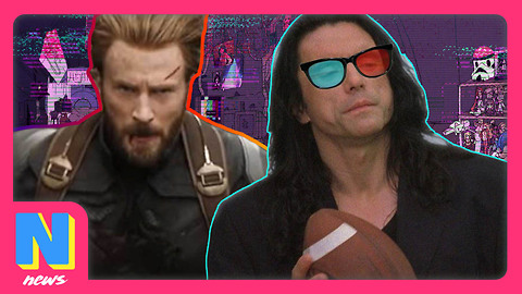 Avengers: Infinity War Release Date MOVED, 'The Room' Re-Shooting in 3D? | NerdWire News
