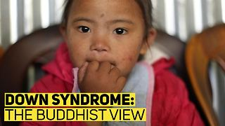 Down Syndrome: meeting karma with kindness - Video