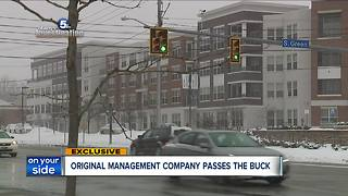 Former management company for The Vue says luxury apartments were in good shape when sold - Video