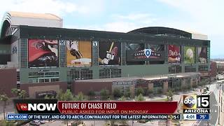 Diamondbacks, Maricopa County reach agreement over Chase Field