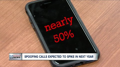 Don't answer the phone! Spoof calls could rise by 50%
