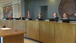 Pima Supes to re-vote on Federal Border Grant - Video