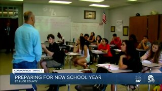 48% of students to begin in-person learning at St. Lucie County schools