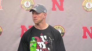 Scott Frost Monday press conference before Ohio State