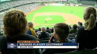 Milwaukee Brewers still in the hunt as mid-September nears - Video
