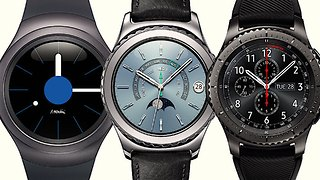 The Top 3 Most Intelligent Smartwatches of 2017 - Video