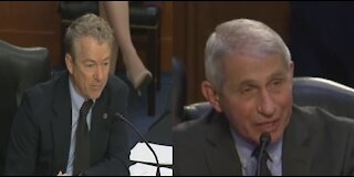 Rand Paul RAILROADS Fauci With FACTS About His Baseless Recommendations