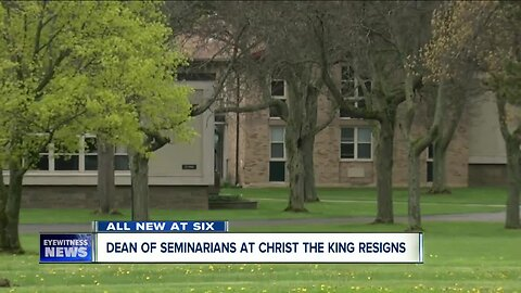 Dean of Seminarians at Christ the King resigns