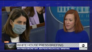 Psaki Caught Red-Handed Hiding Information About Border Crisis