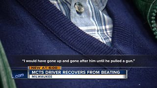 MCTS bus driver speaks after being attacked