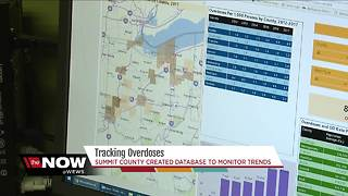 Putting needles to numbers: How they're tracking the heroin epidemic in Summit County - Video
