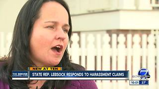 Democratic colleagues call for Rep. Steve Lebsock's resignation after sexual harassment allegations - Video