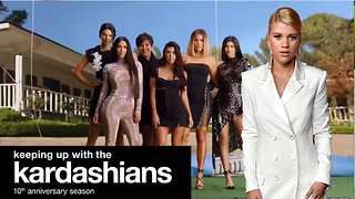 Sofia Richie Set To STAR In Keeping Up With The Kardashians! - Video