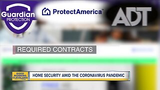 Home security amid the coronavirus pandemic