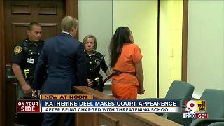 Ex-school employee makes court appearance - Video