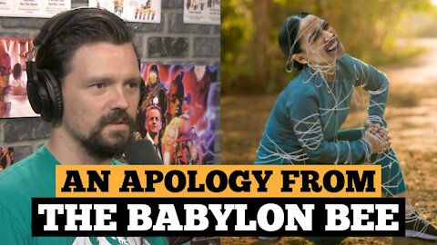 The Babylon Bee Apologizes For Offensive Article About AOC