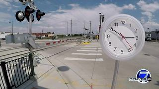 Denver businesses fed up with A-line delays, blaring horn - Video