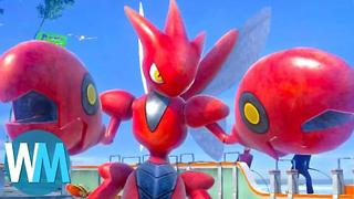 Top 5 Reasons Why You Should Try Pokkén Tournament DX - Video