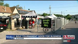 Golf tournament good for Elkhorn businesses - Video