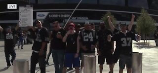 Raider Nation takes over Las Vegas