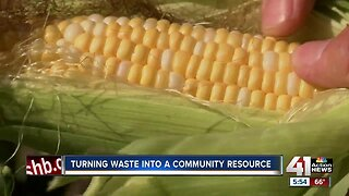 Turning waste into a community resource