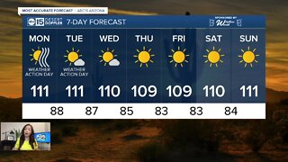 Another HOT week in the Valley