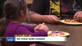 Lunch program feeds at-risk children during holiday break