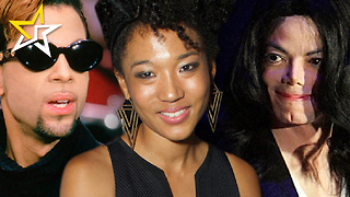 Singer Judith Hill Reveals She Was With MJ & Prince Shortly Before Their Deaths - Video