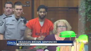 Dominique Heaggan-Brown sentenced to 3 years in sexual assault case - Video
