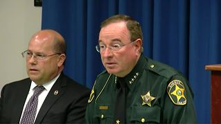 Polk Co. Sheriff Grady Judd explains why he believes school staff should carry guns - Video