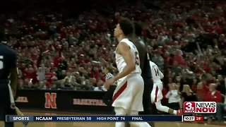 Nebraska Men's Basketball vs. Penn State