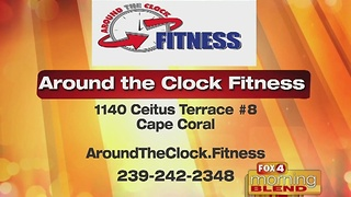 HFOL: Around the Clock Fitness / Shipping Deadlines