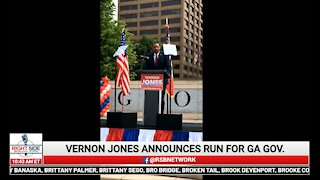Live: Rep. Vernon Jones announces run for GA Governor 4/16/21