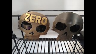 ZERO Skateboard Custom Belt buckle - RT ARTISAN WORKS