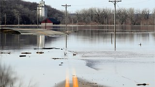 Record Flood Recedes Near Kansas City