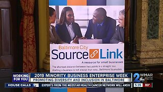 2019 Minority Business Enterprise Week promotes diversity and inclusion in Baltimore