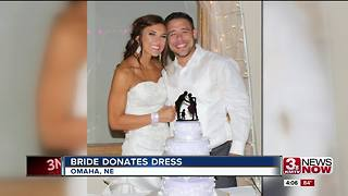 Omaha brides loans dress to a dozen other brides - Video