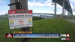 Army Corps adjusting water flows from Lake Okeechobee - Video