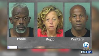 3 arrested for carjacking after high-speed chase, 1 suspect still at large