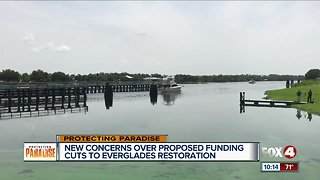 Critics say Trump budget short changes Everglades restoration
