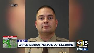 Detention officer killed in officer-involved shooting in Gilbert