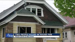 Two killed in Milwaukee house fire - Video