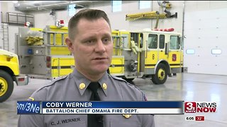Omaha Fire Department welcomes new recruits