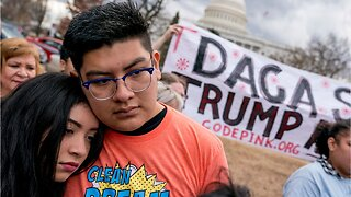 Appeals court rules Trump cannot end protections for 'dreamers'