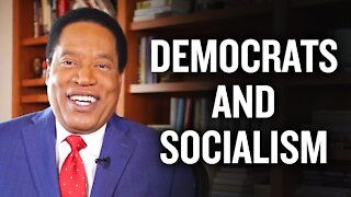 Larry Elder SHUTS DOWN Democratic Socialism | Larry Elder
