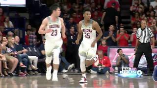 Allonzo Trier wins Pac-12 Player of the Week - Video